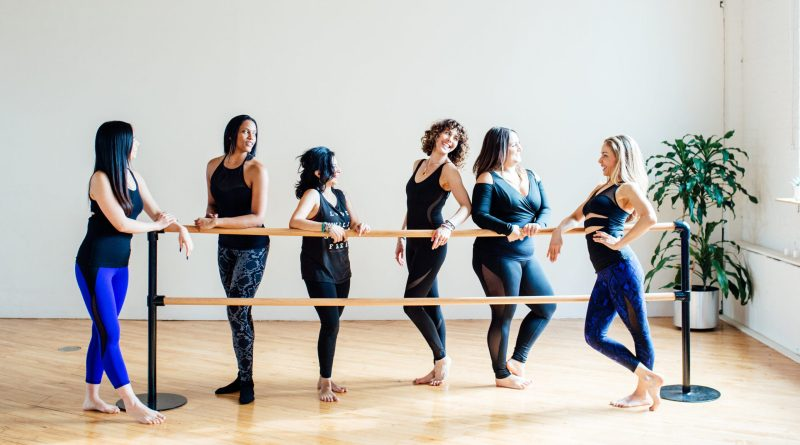 Barre Studios and their Classes