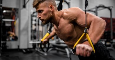 Effective Chest and Arm Workouts