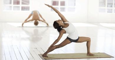 How To Improve Flexibility Yoga Stretch