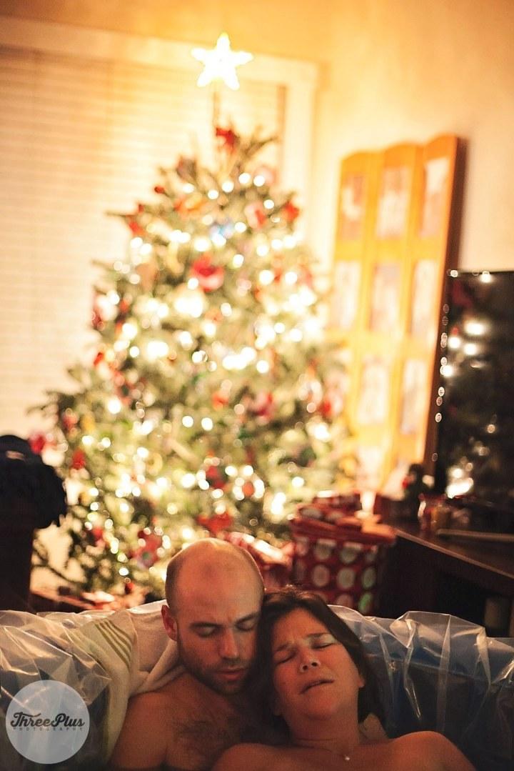 bevallen kerst