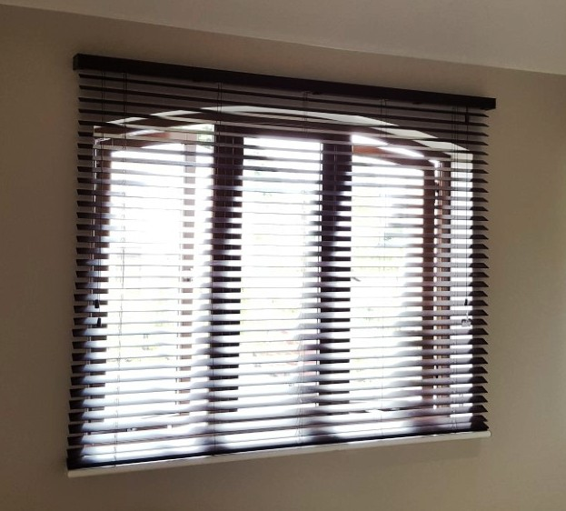 50mm Wooden blind