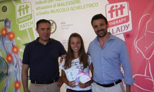 Sponsorizzazione 10° Torneo internazionale femminile di Tennis a Roma
