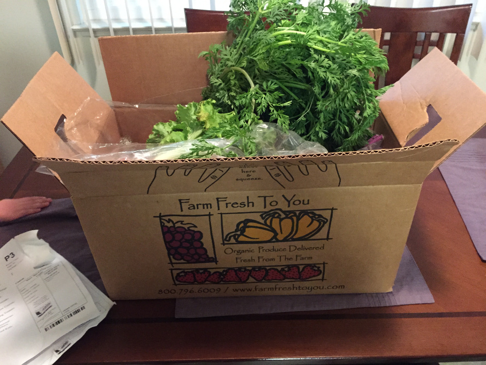 Farm Fresh To You - Box