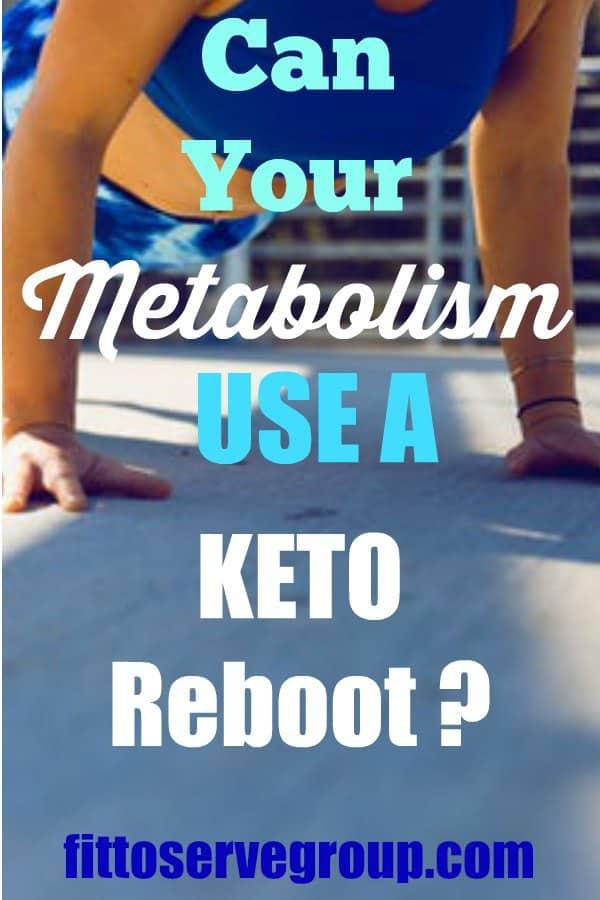 Keto Reboot reset your metabolism