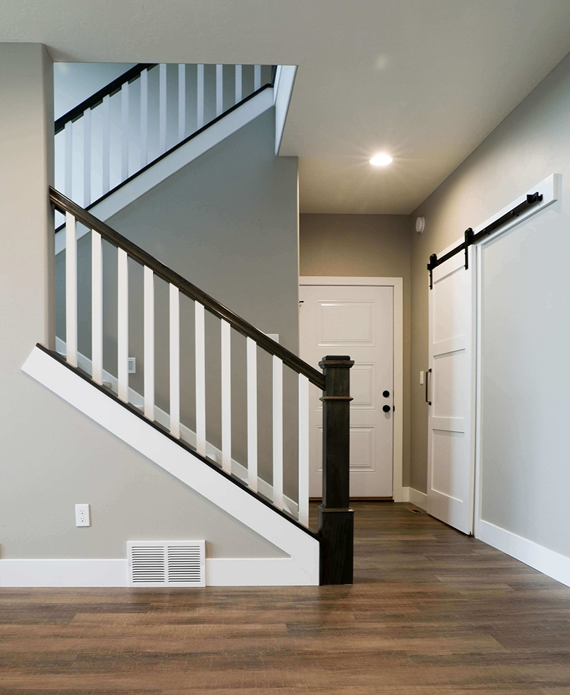 Style Upgrade Fitts Industries Inc Manufacturers Of Quality   Square Newel Post Designs   Iron   3 Inch   Victorian Oak Newel   Modern Square   Stair Newel