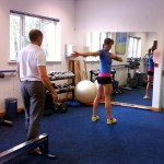 John Moore Physiotherapy at the Hen House, Kingsbridge