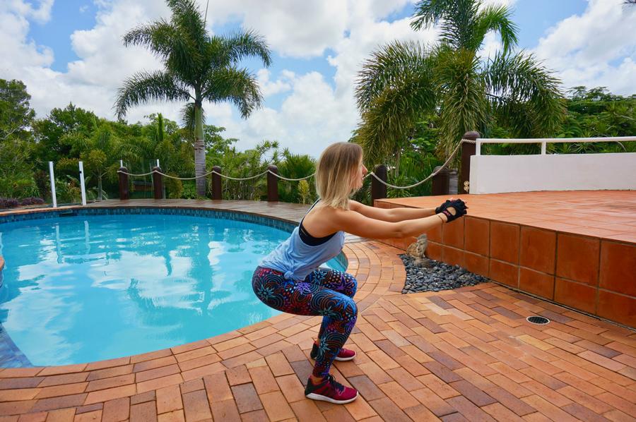 Le squat : la base en musculation !