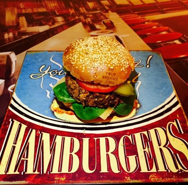 Hamburgers frites revisités de Cléa !