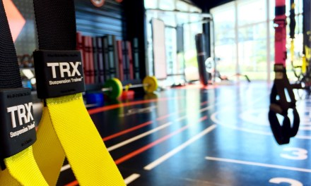 COACH TRX SUSPENSION TRAINING
