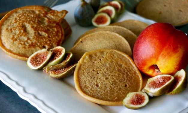 Pancakes vegan IG bas