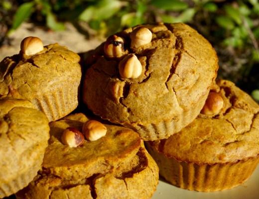 muffin-noisette-sans-gluten