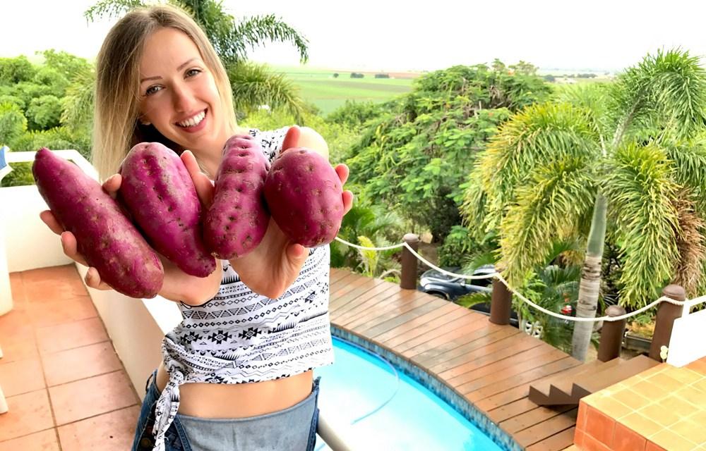 La patate douce, une alternative saine à la pomme de terre !
