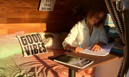 VLOG – La vie en van à Ningaloo et Sharkbay