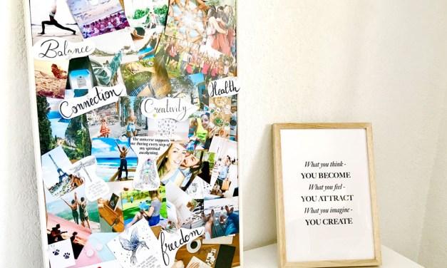 LE secret avant de créer ton vision board et transformer tes rêves en réalité