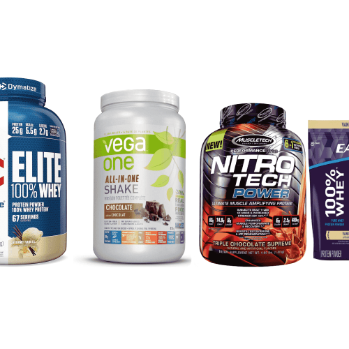 Best Protein Powder for Muscle Gain for Men - fitzabout