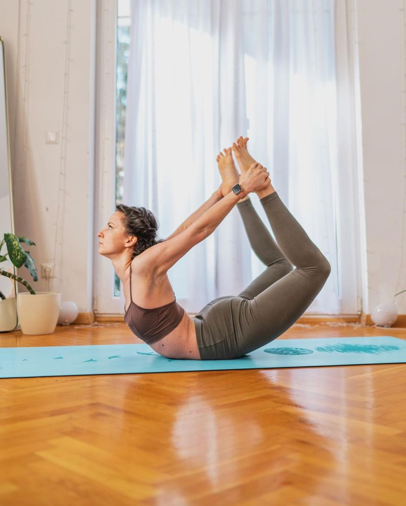 Dhanurasana (Bow Pose) - Fitabouts