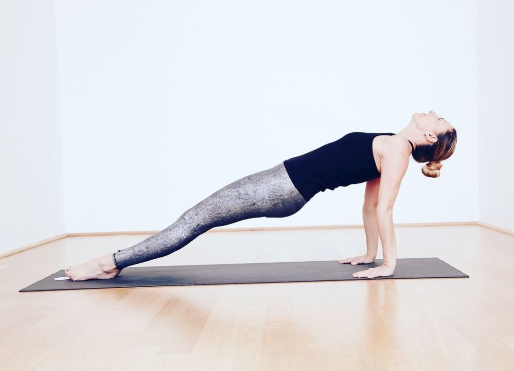 Purvottanasana - Reverse Plank (Upward Plank Pose or Inverted Plank Pose) Steps and Benefits - Fitzabout