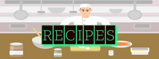 FEATURED RECIPES TOPIC - FITZABOUT