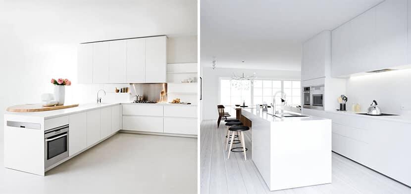 5 Design Characteristics Of A Minimalist Kitchen