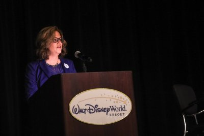 Disney VP Maribeth Bisienere, Photo Credit: Disney