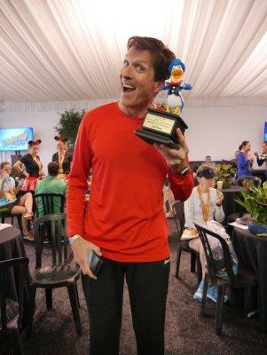 Big Sur Marathon's Doug Thurston
