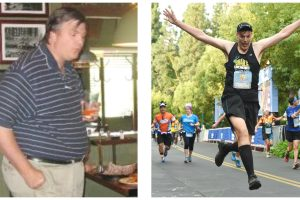Richard Green: How I Lost 154 Pounds