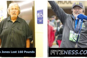 Ross Jones: How I Lost 160 Pounds
