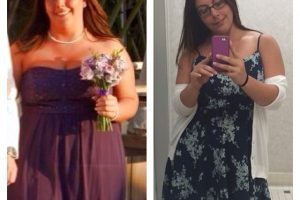 Amazing Weight Loss: How Brittany Smith Lost 65 Pounds