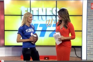 Avoid Getting FAT this Football Season: Fitz on The Daily Buzz