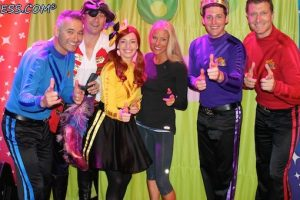 20ish Questions with The Wiggles