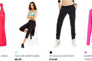 Lorna Jane: Luxury Fitness Apparel for You and Women on Your Gift List
