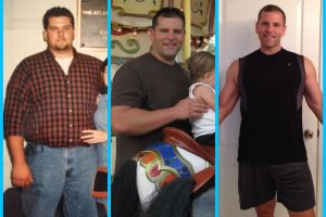 Amazing Weight Loss: How Sergeant Nick Ferrara Lost 96 Pounds