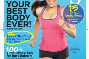 Tia Mowry on Running, Infertility and Earning Your Pre-Baby Body Back