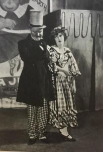 W.C. Fields & Madge Kennedy in Poppy.