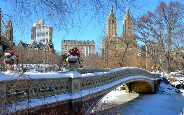 Top 10 Things To Do At Christmas In New York Fitzpatrick Hotels Ny