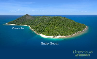 Full Day Great Barrier Reef Snorkeling at Fitzroy Island ...