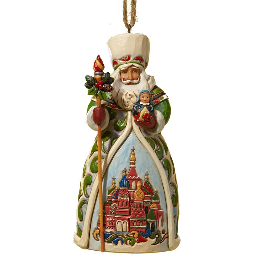 Heartwood Creek Santas Around The World Russian Santa