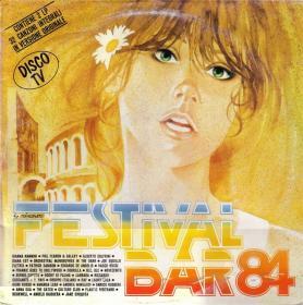 Festivalbar 1984. Con Raf!