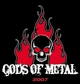 Gods Of Metal 2007