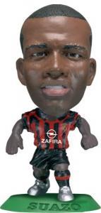 Clamoroso: Suazo al Milan!