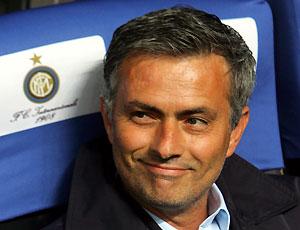Jose Mourinho, allenatore dell'Inter