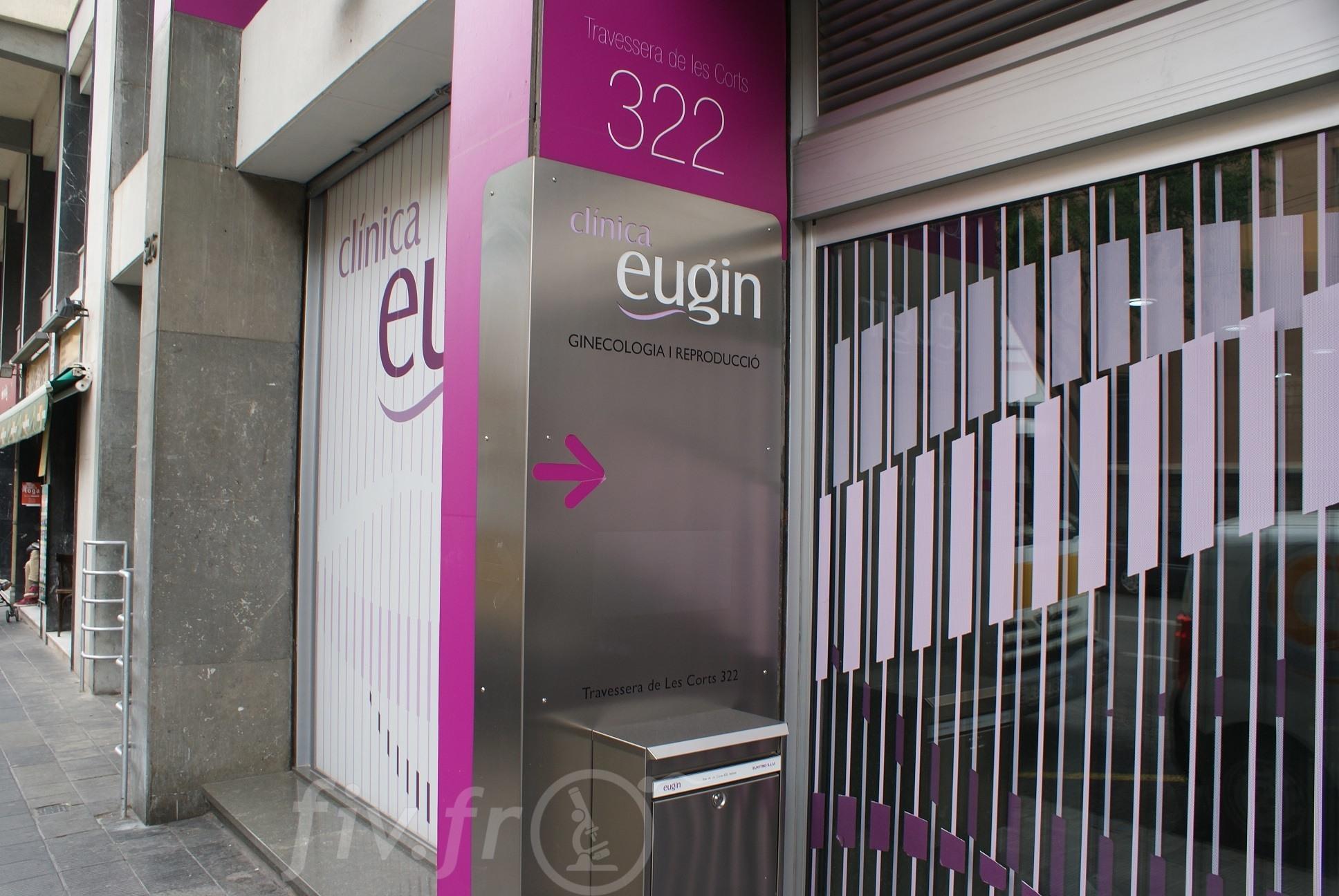 eugin barcelone tarifs