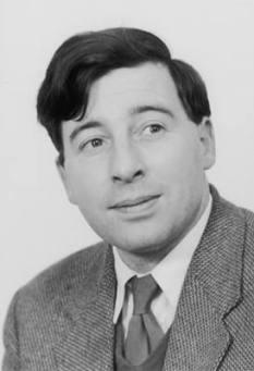 Robert Edwards en 1958