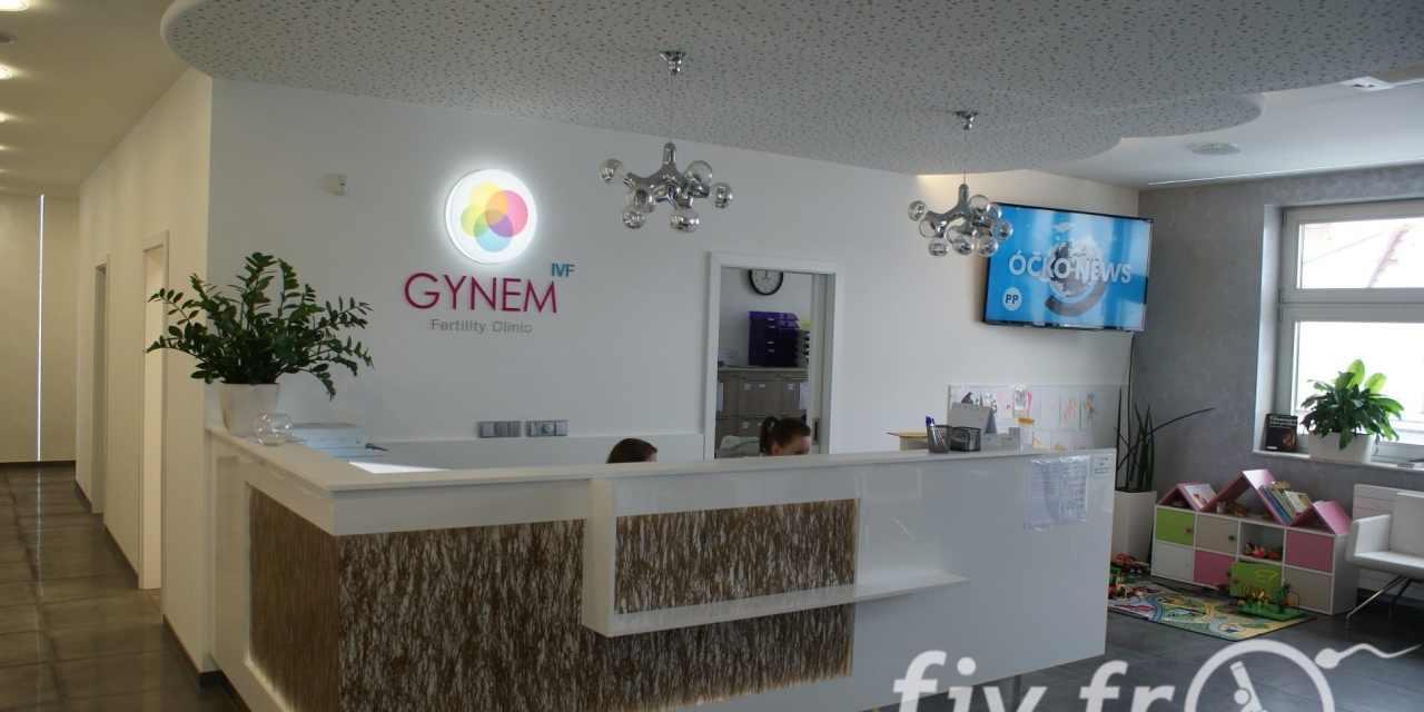 Visite de la clinique tchèque Gynem