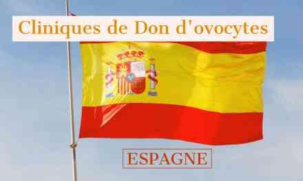 Les cliniques de FIV et Don d'ovocytes en Espagne
