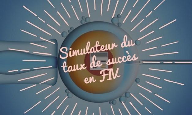 Simulateur prédictif du taux de succès d'une FIV