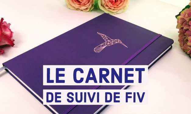 Carnet FIV Colibri Mafivetmoi