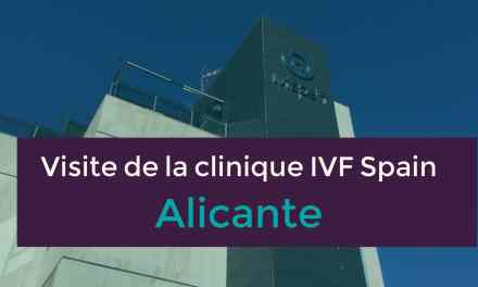 Visite de la clinique espagnole IVF Spain à Alicante