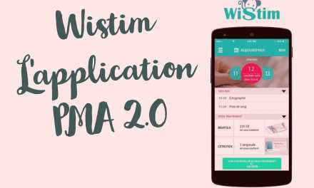 Wistim , l'application de PMA 2.0