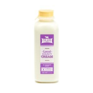 Heavy Cream - Five Acre Farms